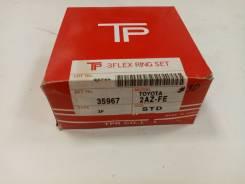 Кольца поршневые (к-кт) стандартные Toyota 2AZ#, TPR