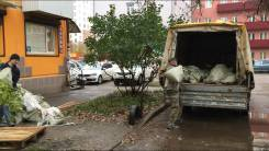 Вывоз строительного мусора, мебели, хлама