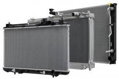 Радиатор охлаждения двигателя. Toyota Camry, ACV51, ASV50, ASV51 1AZFE, 5ARFE, 6ARFSE. Под заказ