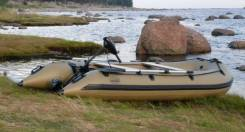 Моторная лодка ПВХ Badger Duck Line 390 AL