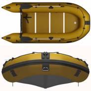 Моторная лодка ПВХ Badger Duck Line 430 AL