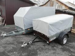 Прицеп для снегоходов, квадроциклов, лодок и грузов любого размера