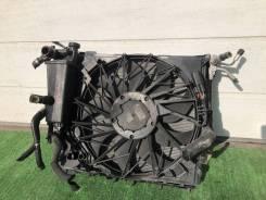Крепление радиатора. BMW X3, E83 M54B25, M54B30, M57TUD30, N46B20