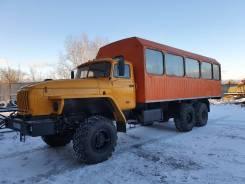 Урал. вахтовый автобус 28 мест, 28 мест