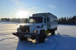 ГАЗ-33081. ГАЗ 3308 садко, 16 мест