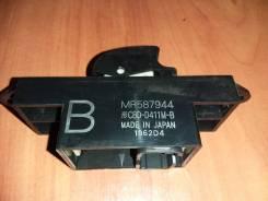 Зaдняя левaя кнопка элeктростеклоподъeмника Mitsubishi АSX 14 год