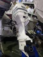 Подвесной лодочный двигатель