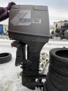 Tohatsu. 140,00л.с., 2-тактный, бензиновый, нога X (635 мм), 2003 год