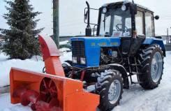 Снегоочиститель шнекороторный навесной СШР-2,0П (передняя навеска)