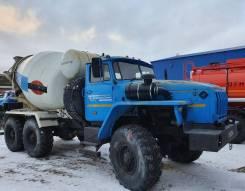 Урал 4320. Автобетоносместитель АБС 5 куб