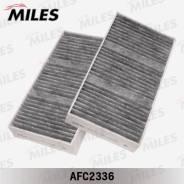 Фильтр салона угольный (комплект 2 шт) AFC2336