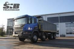 Scania P400. Продается самосвал 8X4 2017 г. в., 13 000куб. см., 25 000кг., 8x4