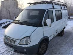 ГАЗ 2705. Продам Цельнометаллический Грузовой Фургон, 2 890куб. см., 1 500кг., 4x2