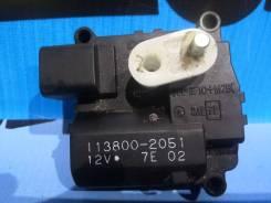 Моторчик привода заслонок печки Toyota Wish 2003 года, ZNE10
