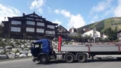 Scania P440. Грузовой-седельный тягач CA6x4HSZ 2014 г. в., 12 740куб. см., 21 000кг., 6x4