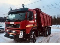 Volvo. Самосвал FM 13A, 6х4, 2008 г. в., г/п 25 т, 13 850куб. см., 25 000кг., 6x4