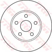 Диск тормозной передний TOYOTA CARINA E ( -12/95), PRIUS (ZVW3_, ZVW4_) 1.8 DF4877 trw DF4877 в наличии