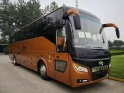 Higer. В Наличии! Автобус KLQ 6128LQ 55 мест (спальное место водителя), 55 мест, В кредит, лизинг