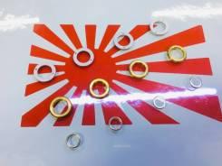 Комплект колечек на 4 форсунки (Дизель) Toyota 2-3С