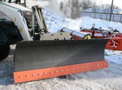 Отвалы снегоуборочные на Экскаватор-погрузчик