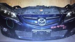 Бампер передний Mazda 6 MPs Atenza
