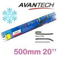 """Щетка стеклоочистителя зимняя (дворник) Avantech Snowguard 500мм 20"""""""