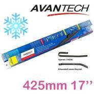 """Щетка стеклоочистителя зимняя (дворник) Avantech Snowguard 425мм 17"""""""