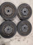 """Комплект колес Firestone FR10 205/65 R15. x15"""" 5x114.30 ЦО 60,1мм."""