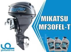 Корейский лодочный мотор Mikatsu MF30FEL-T