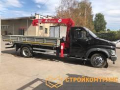 ГАЗ ГАЗон Next C31R41, 2020