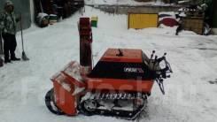Fuji Heavy. Снегоуборочная машина Fuji SR1100DTA-2, 500куб. см.