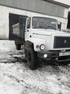 ГАЗ 3308 Садко. Газ 3308, 4 250куб. см., 5 000кг., 4x4