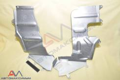 Защита двигателя жестяная ВАЗ 2108 (2 шт. )