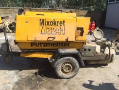 Растворонасос Putzmeister Mixokret 3241