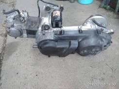 Двигатель Yamaha Majesty 250 YP250 4HC