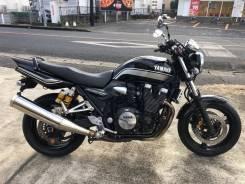 Yamaha XJR 1300, 2012