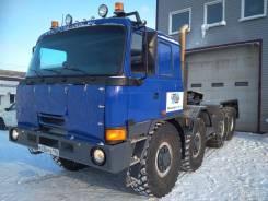 Tatra T815. Продаётся грузовой тягач седельный Татра T815-290N9T, 12 667куб. см., 40 000кг., 8x8