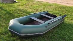 Лодка Лоцман М300 киль