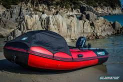 Лодка Gladiator E 380.