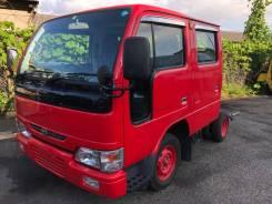 Nissan Atlas H2F23001645 [2001] KA20, в разбор, в Чите