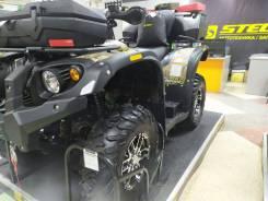 Stels ATV 650YS Leopard. исправен, есть псм\птс, без пробега