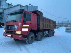 Howo. Самосвал ХОВО, 2007 год 25 тонн, 3 000куб. см., 25 000кг., 8x4