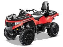 Arctic Cat TRV 1000. исправен, есть псм\птс, без пробега