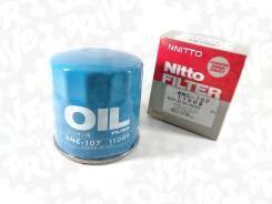 Фильтр масляный (C-206L) Nitto 4NC-107