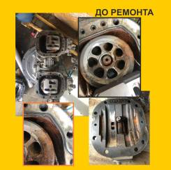 Ремонт редукторов, гидромоторов для экскаваторов и бульдозеров