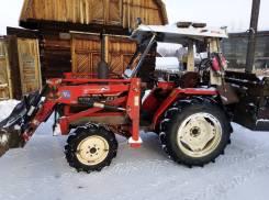 Yanmar FX24D. Продам трактор с фронтальным погрузчиком, 24 л.с.