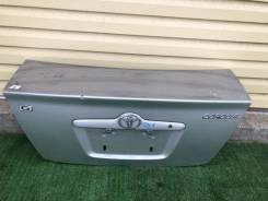 Крышка багажника. Toyota Corolla, CE121, NZE120, NZE121, NZE124