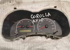 Панель приборов Toyota Corolla Axio