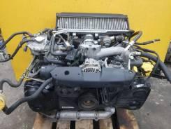 Двигатель в сборе. Subaru Forester, SG5 EJ20, EJ205