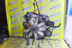 Двигатель Ssangyong Musso FJ OM662 920 4WD